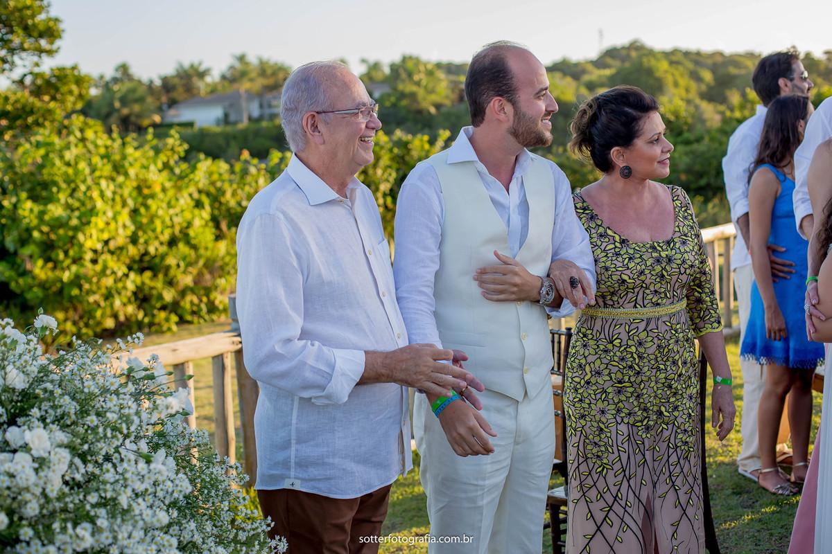 noivo emocionado casar em trancoso club med sotter fotografia fotografo de casamento