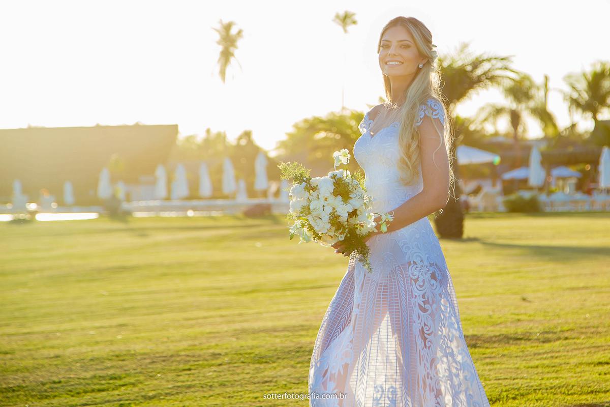 noiva no por do sol em trancoso sotter fotografia fotografo de casamento em trancoso