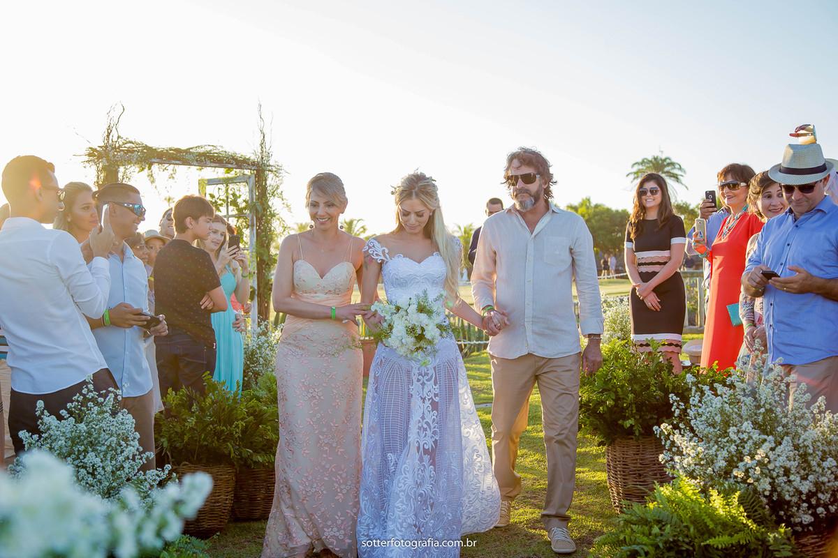 noiva emocionada casamento em trancoso sotter fotografia fotografo em trancoso