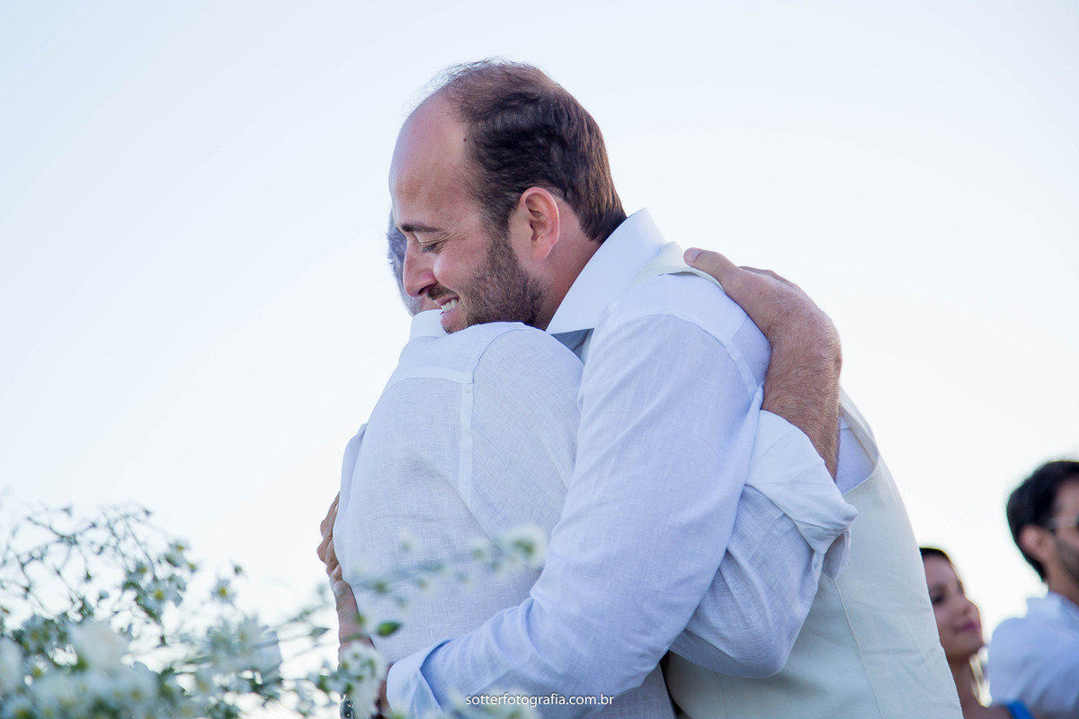 noivo emocionado casamento em trancoso fotografo em trancoso casamento