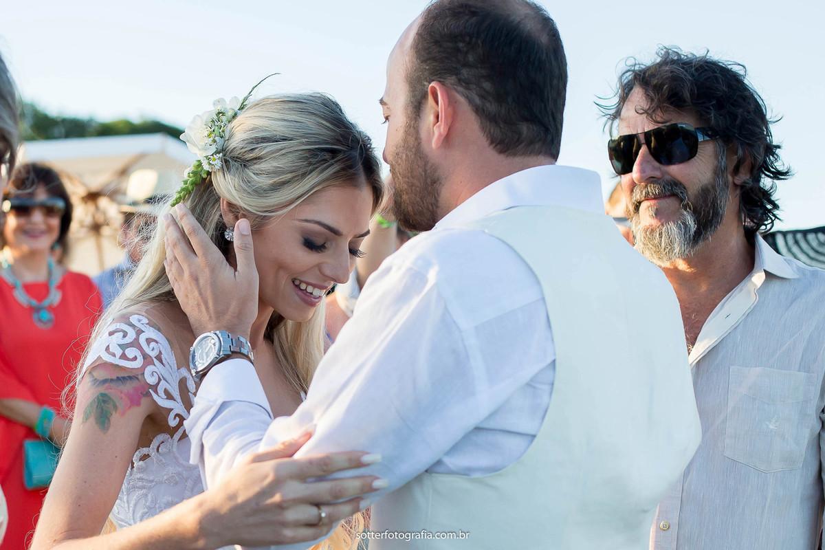noivo e noiva trancoso casamento no club med sotter fotografia fotografo em trancoso