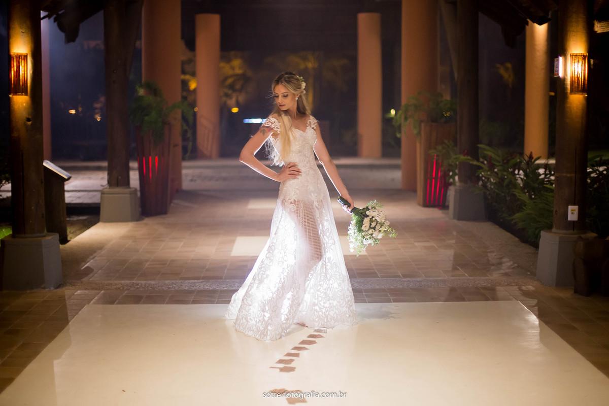 a noiva e a luz sotter fotografia