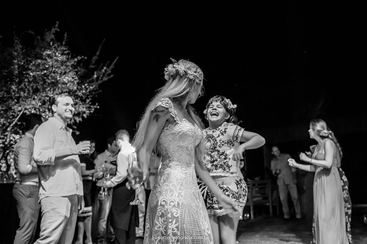 animação no casamento em trancoso sotter fotografia
