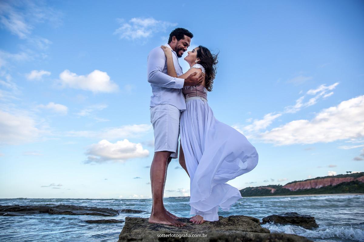 fotografo em trancoso casamento save the date
