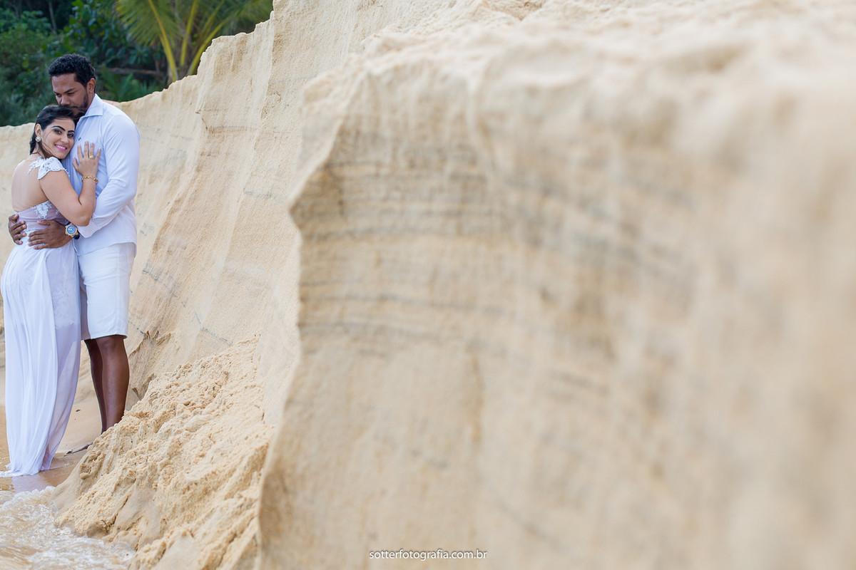 dunas de areia sotter fotografia casamento