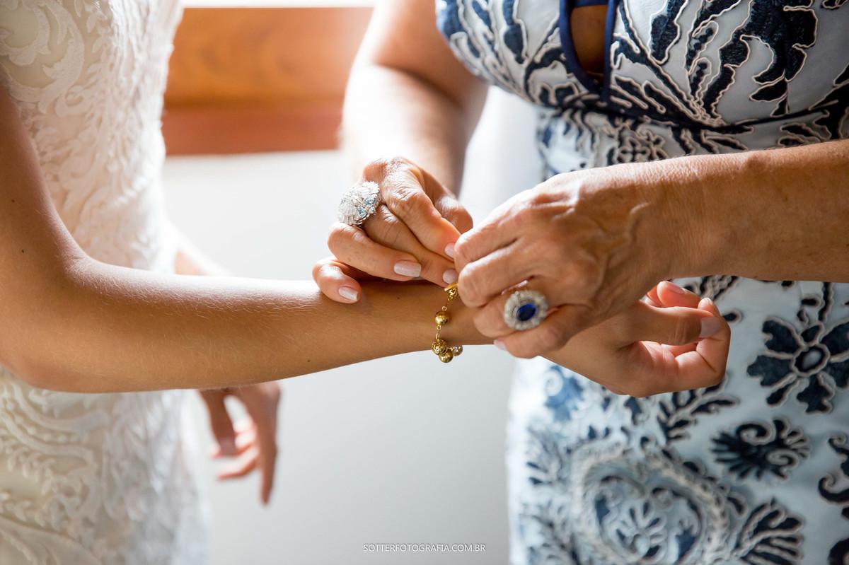 pulseira da mae, sotter fotografia, casamento