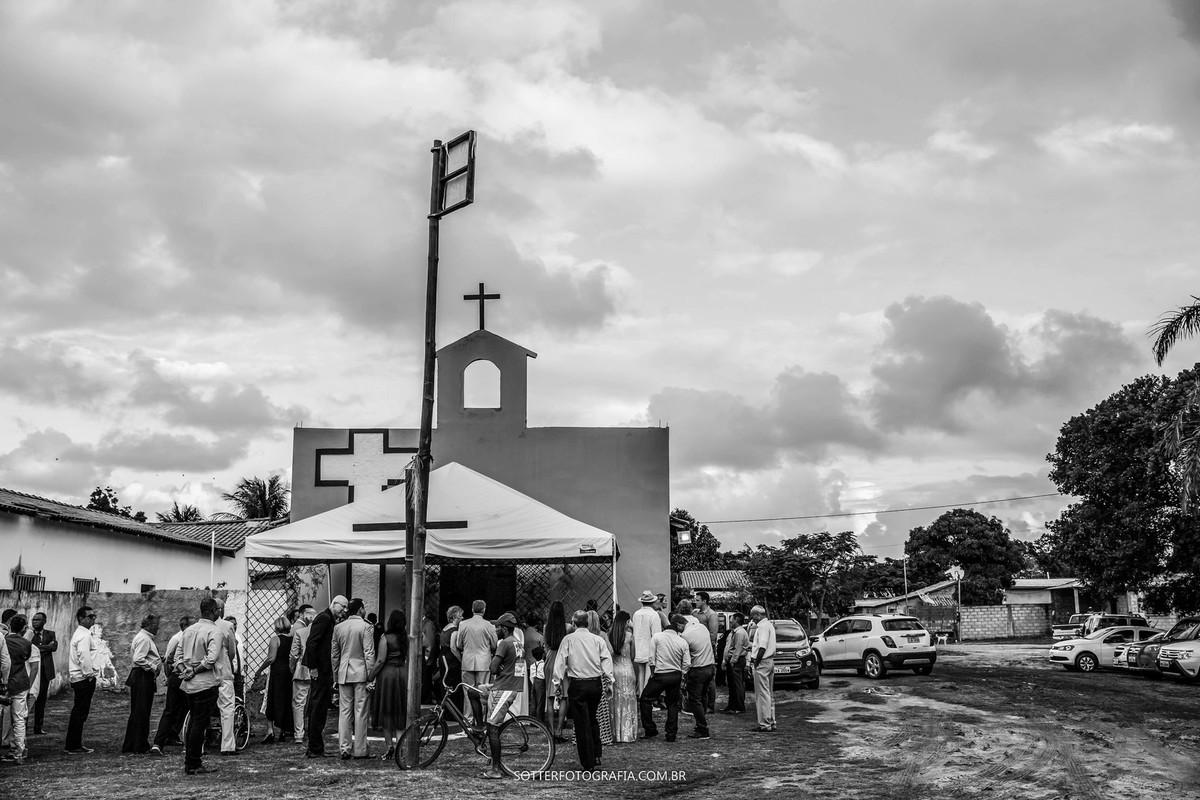 igreja guaiu sotter fotografia