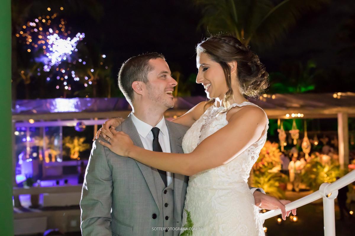 fogos de artificio no casamento sotter fotografia
