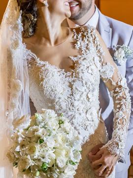 Casamento de Camila & Diego em Arraial D´ajuda -Ba