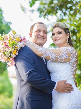 Casamento de Jéssica & Ruan em Eunápolis-Bahia