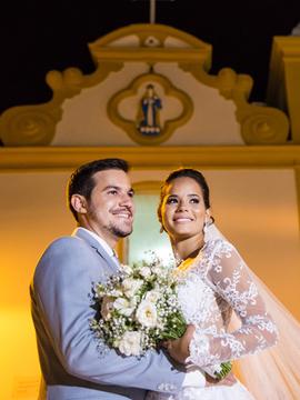 Casamento de Gabriela & Tiago em Arraial D´ajuda -Ba