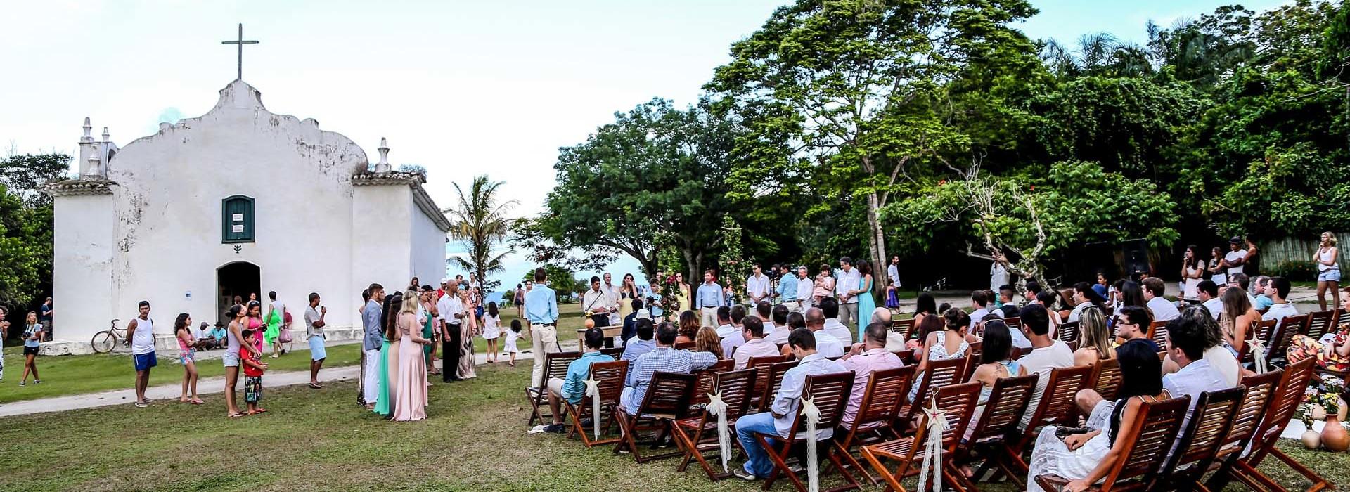 Wedding de Janaína & Walter em Trancoso - Bahia