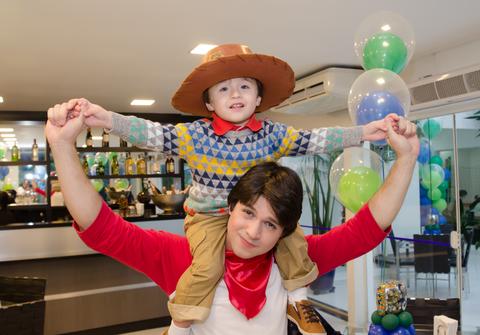 Infantil de Fotografias do Enzo 3 anos - Festa de 3 anos do Enzo - fotografia e vídeo dessa festa infantil Maravilhosa.