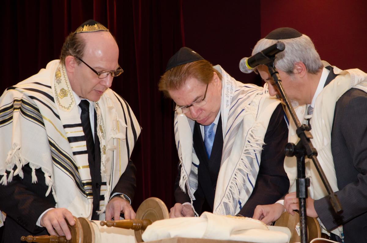 fotos Silvio Santos NA leitura da Torah Bar MitzVah do Alberto Abravanel - Fotografia de BarMitzvah feitas pela GeniPhoto - Fotografia de Bat MItzvah em São Paulo SP