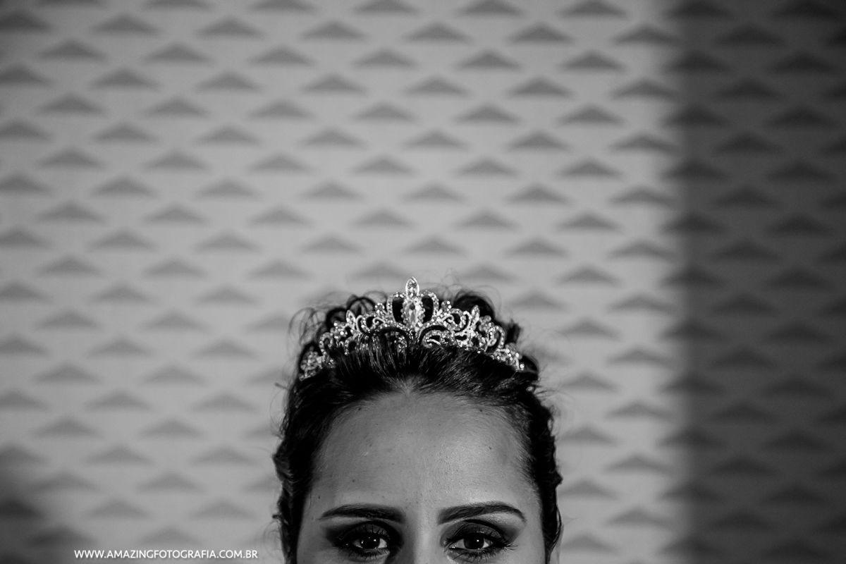 Detalhe do Making Of da noiva Thamires no Hotel Hilton em São Paulo