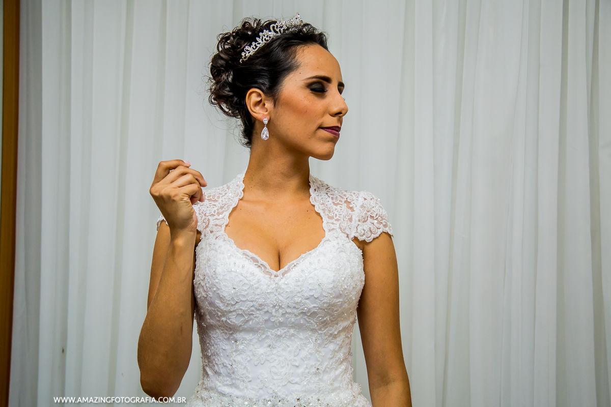 Sergio Damasceno registrando o Making Of da noiva Thamires no Hotel Hilton em São Paulo