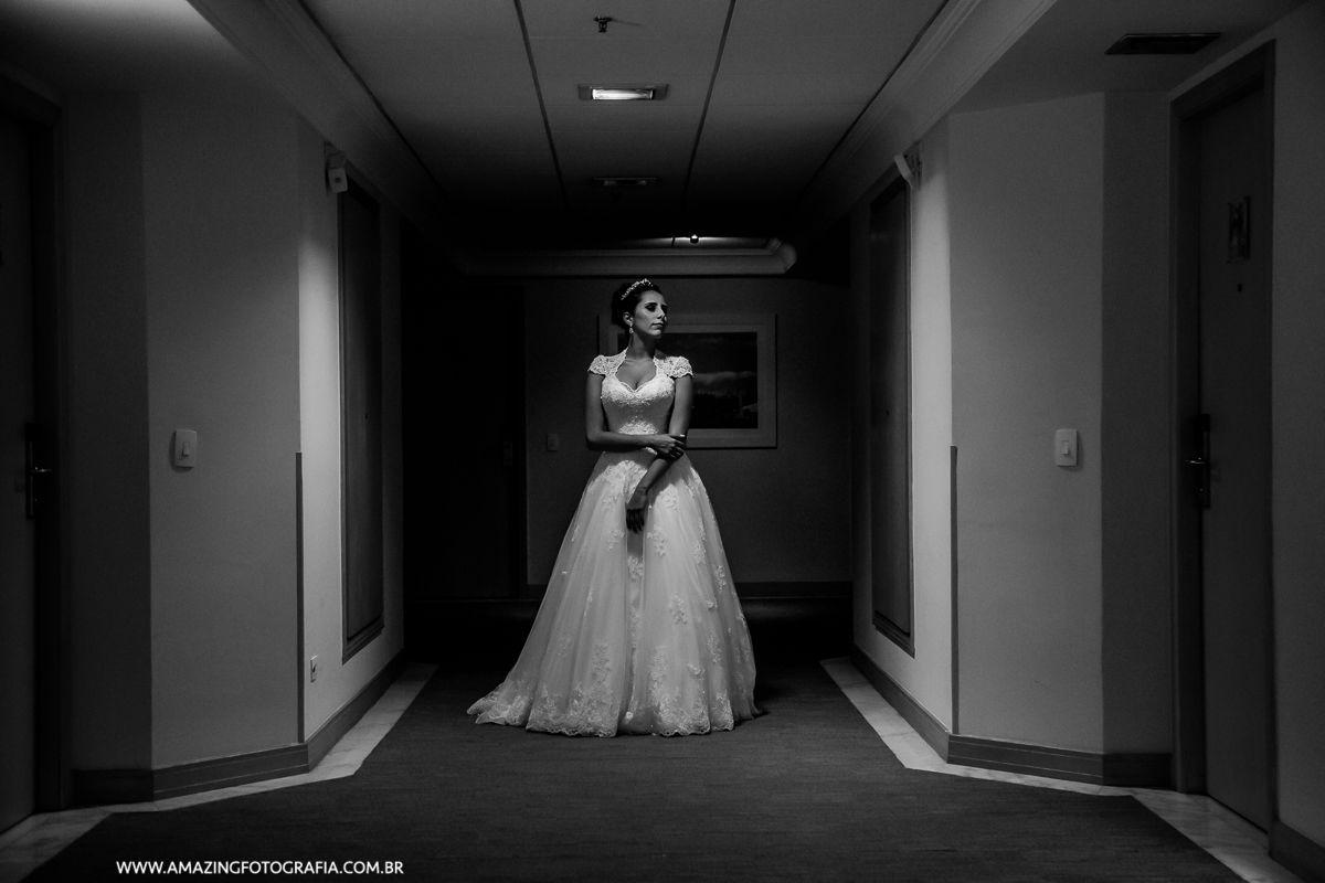 Ensaio da noiva após a realização do making of no hotel hilton em São Paulo, fotografia registrada pela fotografa Fernanda Damasceno