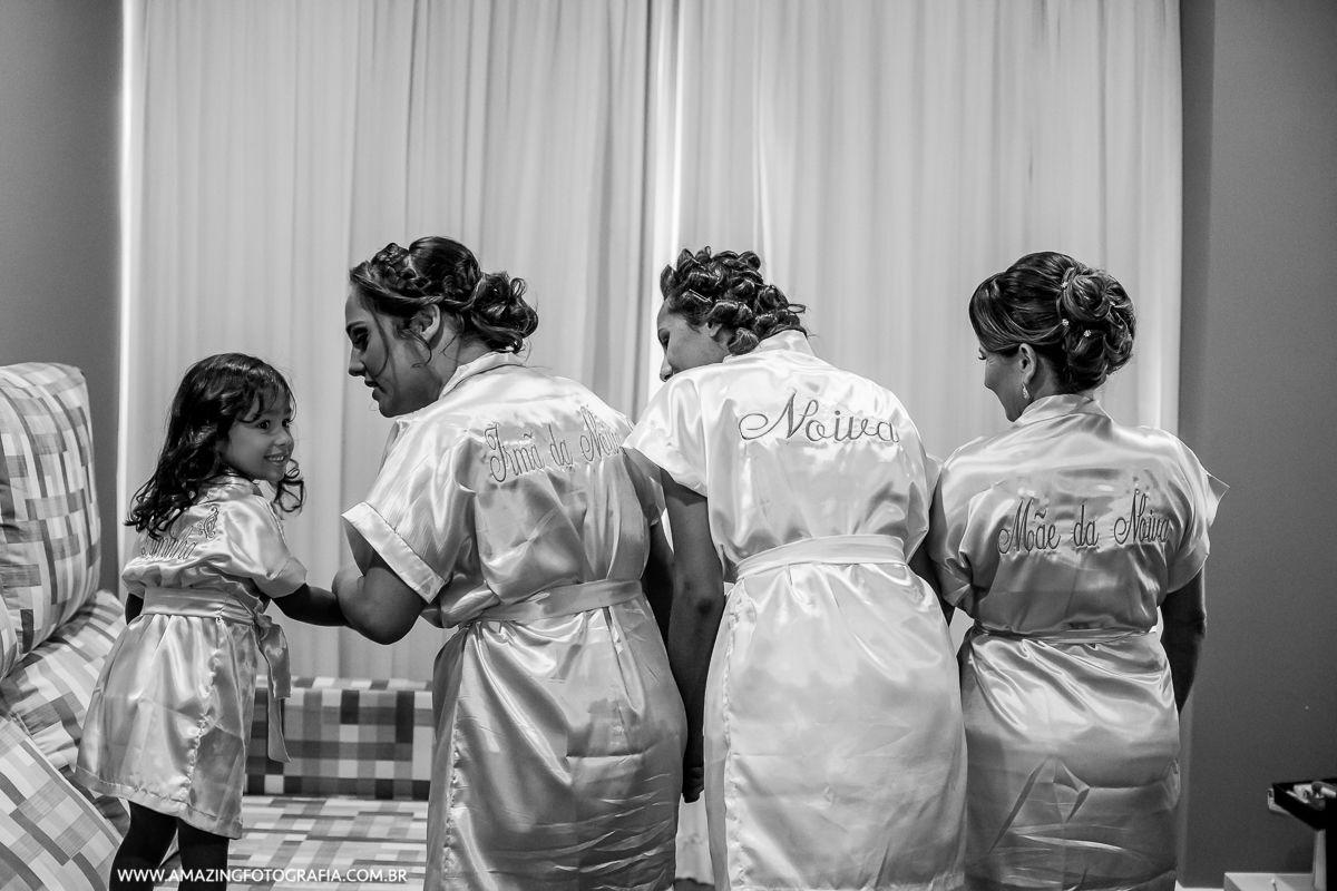 Makin Of de noiva realizado no Hotel Hilton em São Paulo