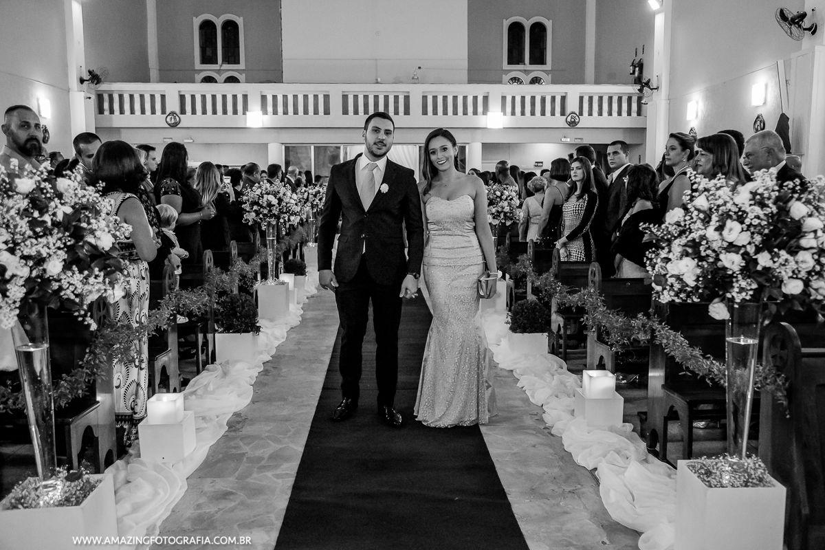 Casamento da Thamires e Marcus feito na zona norte de São Paulo