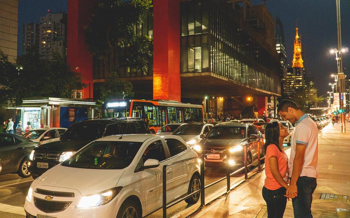 Book de Casamento na Avenida Paulista feito pela Amazing Fotografia