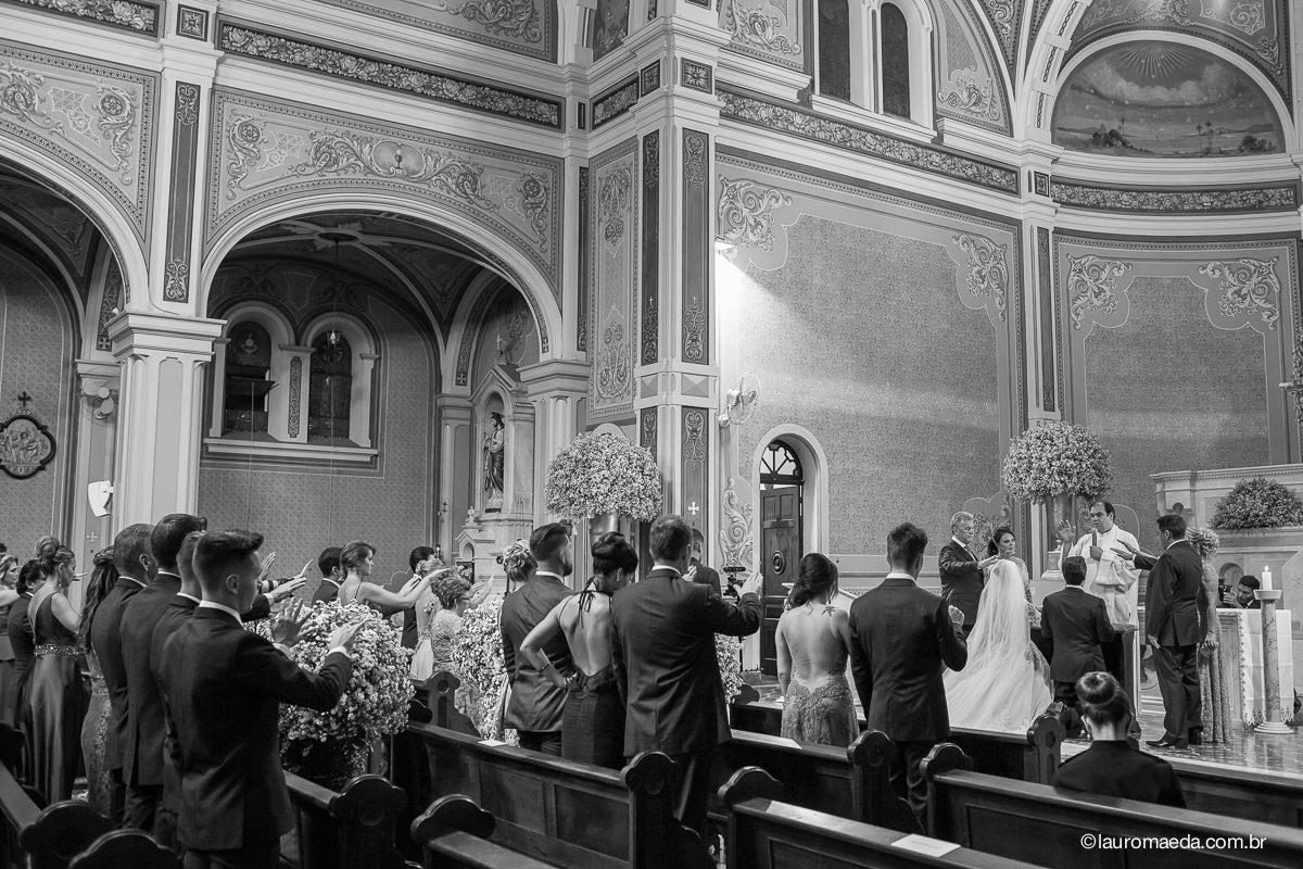 Bênção dos noivos
