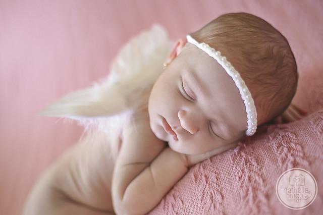 Ensaio Newborn de Newborn | Lívia