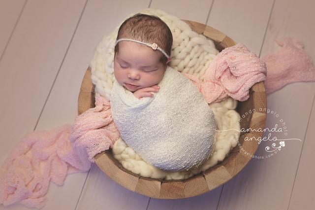 Recém-nascido de Book Newborn Maria Vitoria