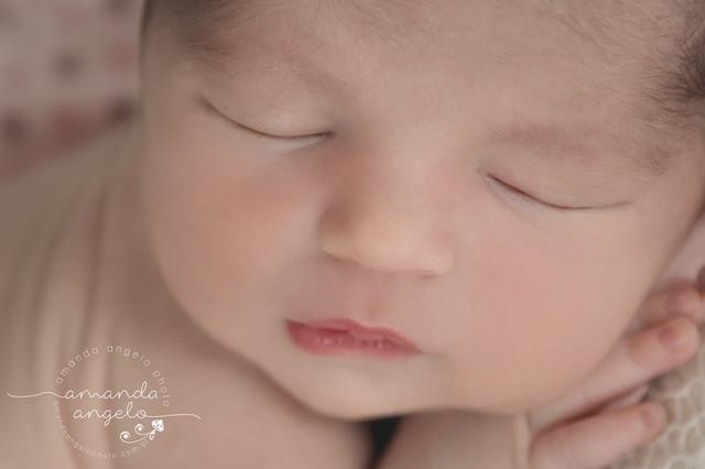 Recém-nascido de Newborn Sara Boccanera