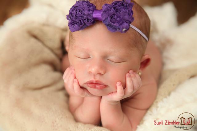 Newborn de Sessão newborn Larissa - 9 dias