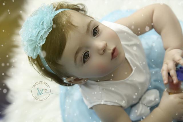 Infantil de Sessão Larissa - 11 meses