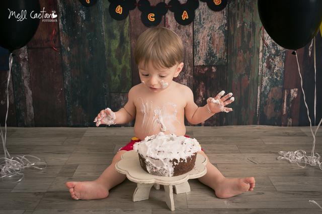 Smash The Cake de { Smash The Cake do Lucas }