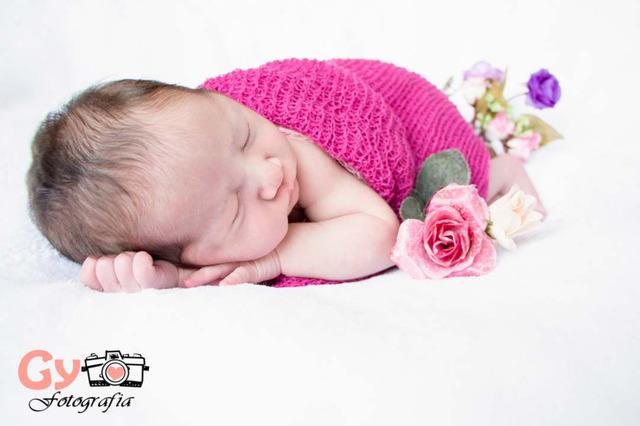 Ensaio Newborn de Laura