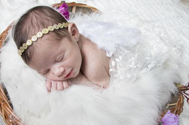 Ensaio Newborn de Marjorie