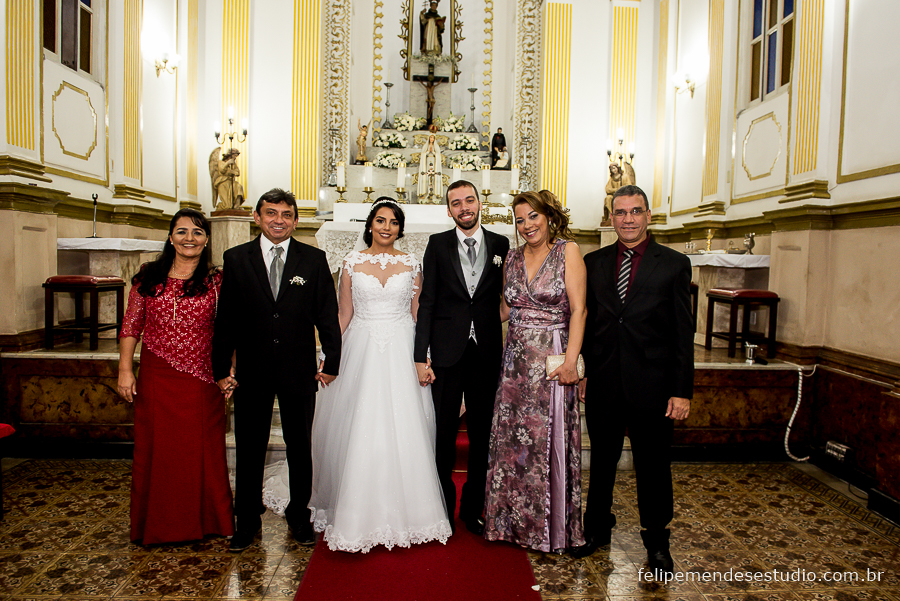 Foto de Geane + Felippe {Mini Wedding}