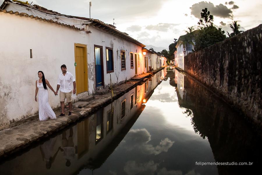 Bruna e Jean, ensaio em Paraty, Niterói, Rio de Janeiro