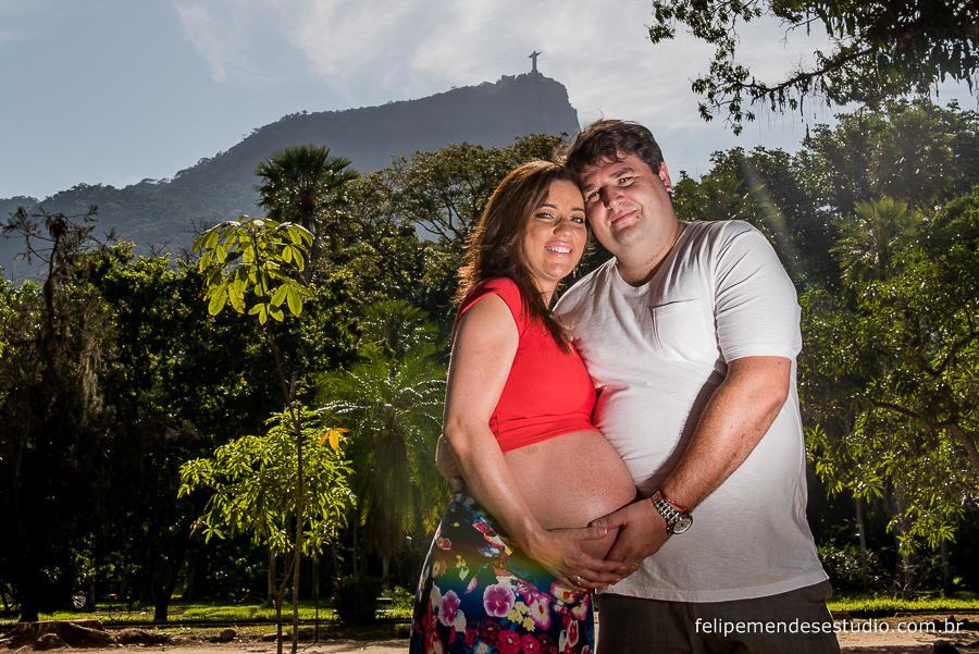 Foto de Claudia + André = Maitê