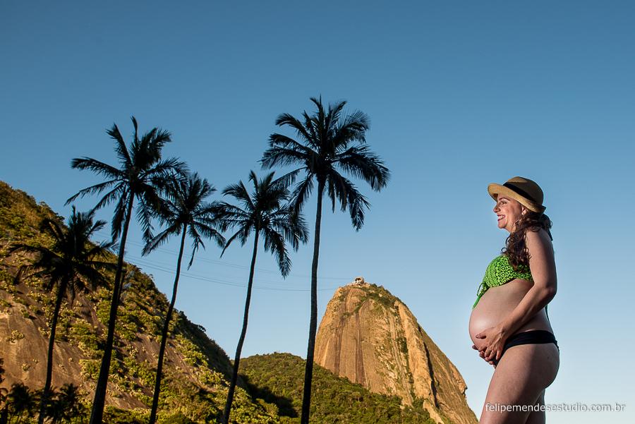 Ensaio de gestante de Loriana, Rodrigo, Laura, Praia Vermelha, Urca, Quadrado da Urca, fotógrafo e vídeomaker Felipe Mendes, faz casamento, 15 anos e aniversários nas  cidades do Rio de Janeiro