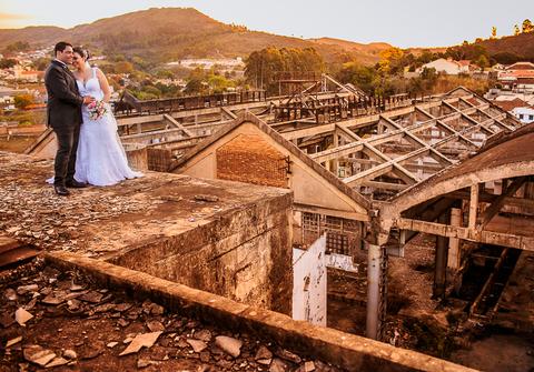 Casamentos de Celina e Gabriel - pós casamento