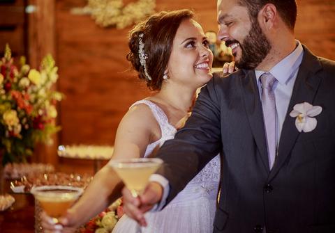 Casamentos de Michelle e Fred
