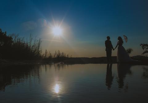 Casamentos de Jordana e Carlos - pós casamento