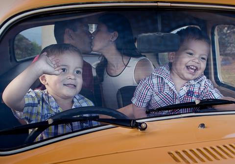 família de Flávia + Adriano + Emanuel+ Arthur