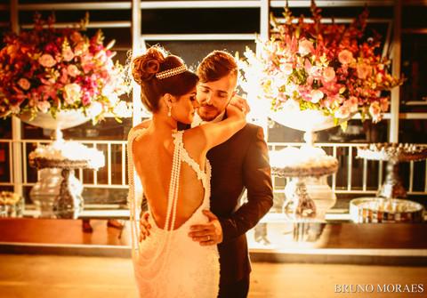 Casamento de Glauciene & Thales