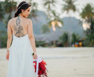 TATIANA + BRUNO | TAILÂNDIA |