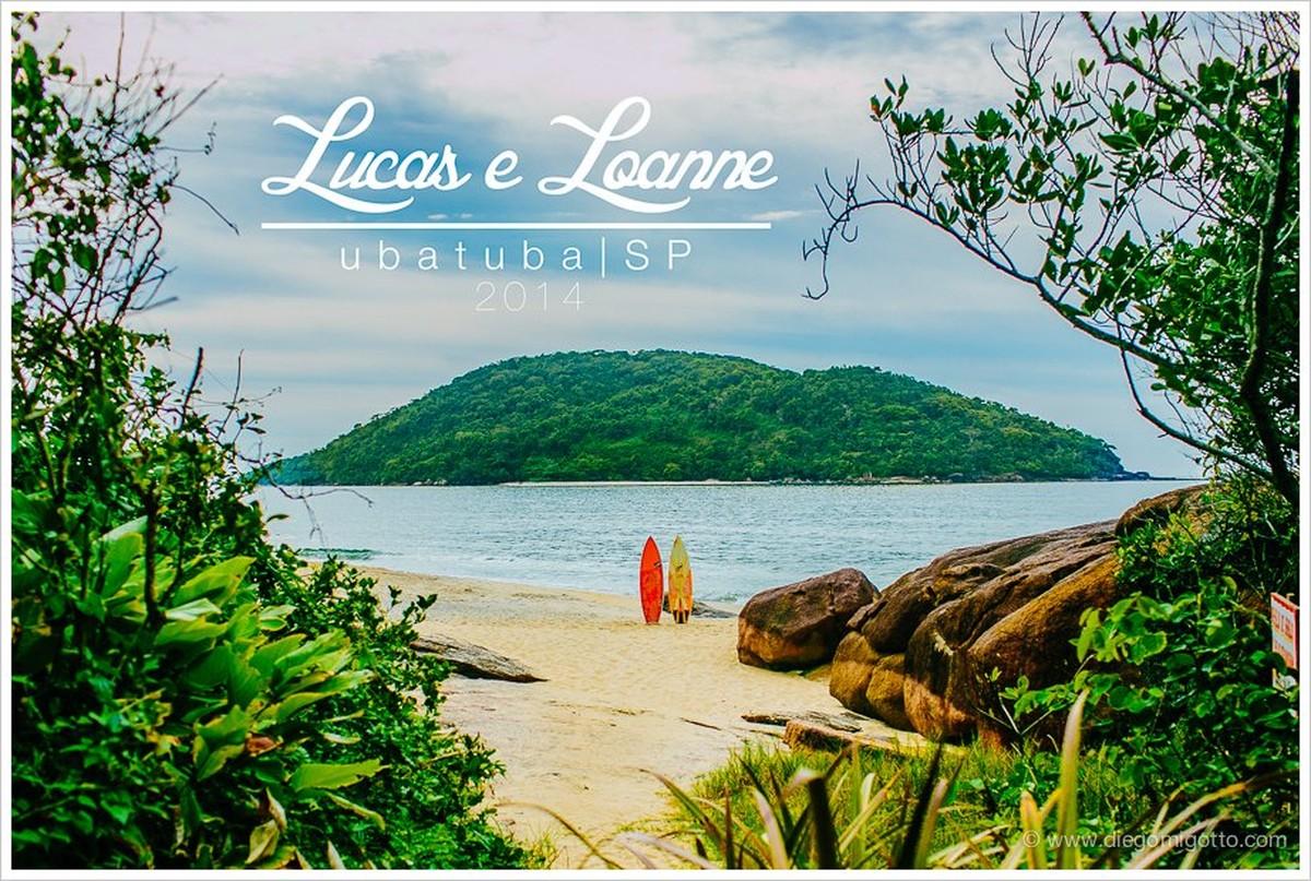 LOANNE + LUCAS | UBATUBA |