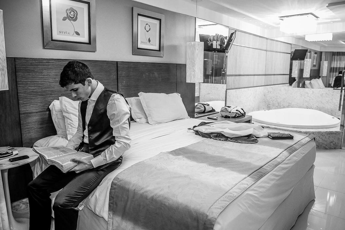 making of do noivo_casamento de Lorena e Natan_Hotel Aquários
