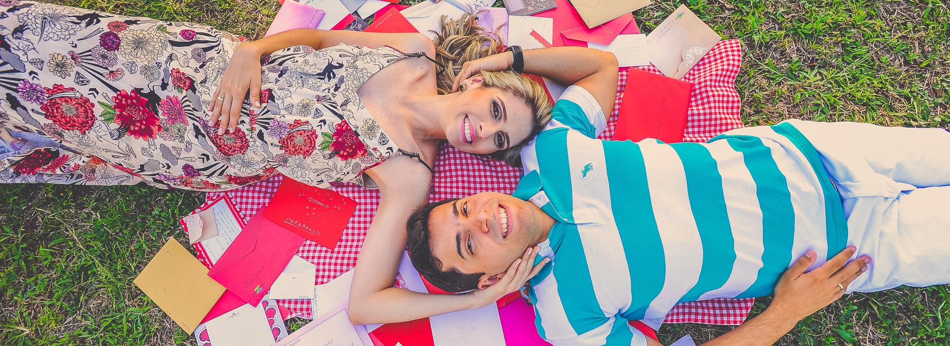Érica e Júnior