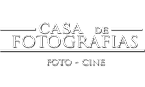 Logotipo de Casa de Fotografias Foto-Cine