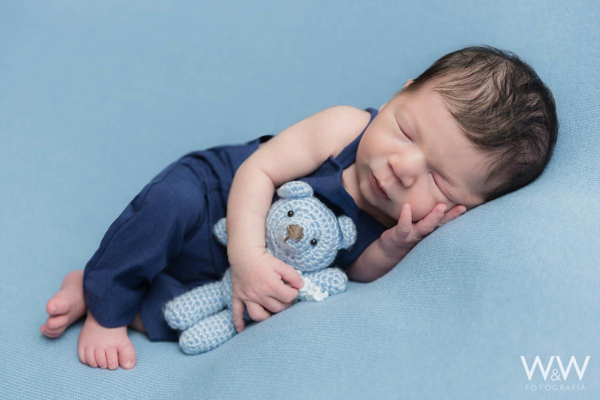 ensaio newborn estudio menino são paulo