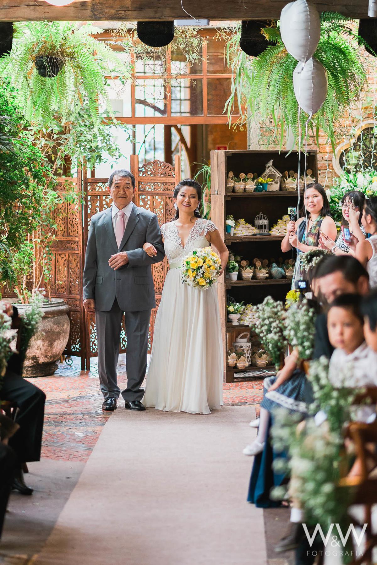 entrada noiva são paulo casamento rustico cafe journal