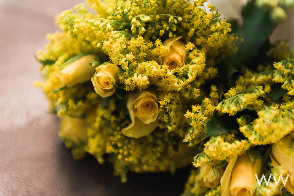 bouquet amarelo casamento são paulo